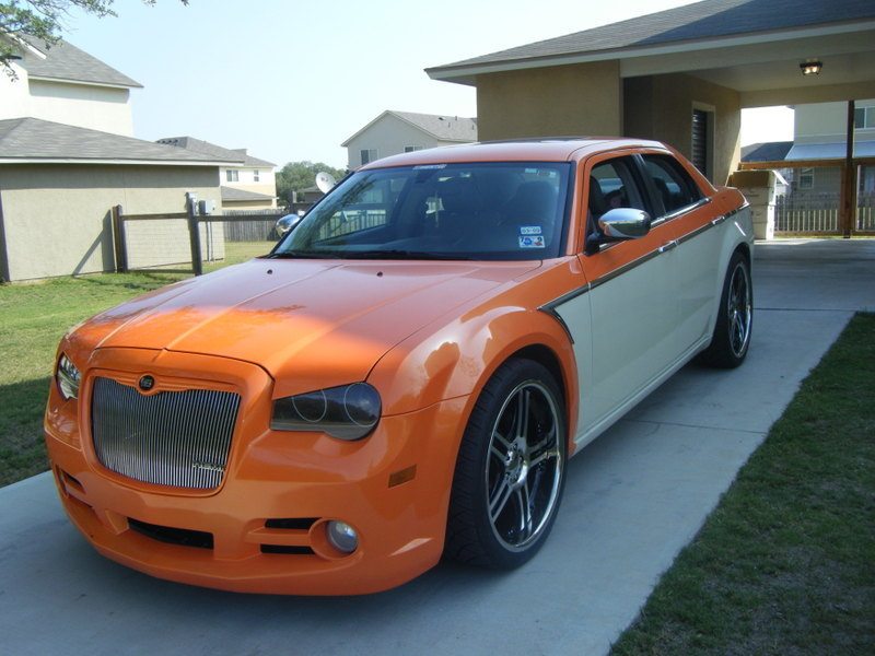 ZombieSoldier 2006 Chrysler 300