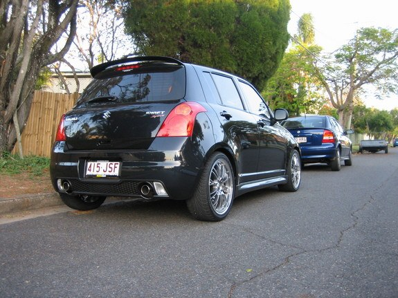 fatzook 2006 suzuki swift specs photos modification info at cardomain. Black Bedroom Furniture Sets. Home Design Ideas