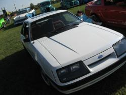 WildWillyWalkers 1986 Ford Mustang