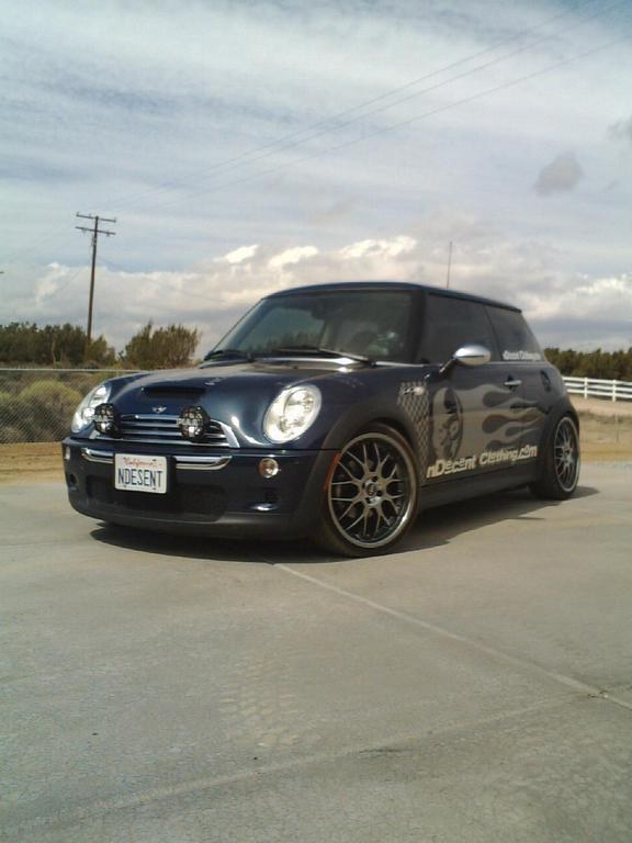 Another Finishlinewest 2007 MINI Cooper post... - 10218615