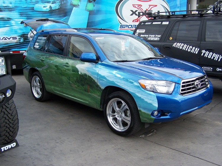 Finishlinewest 2008 Toyota Highlander