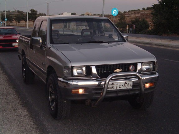 Rikluv 1995 Chevrolet Luv Pick Up Specs Photos Modification Info