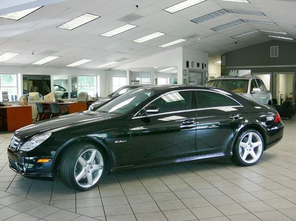 Sweetrider411 39 s 2007 mercedes benz cls class in coconut for 2007 mercedes benz cls class