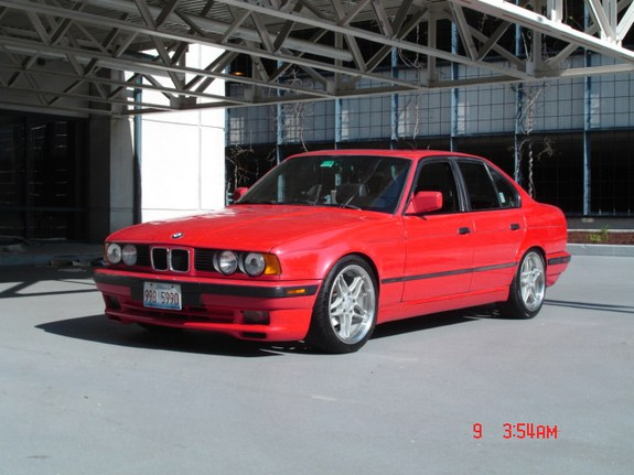 Another cpt276 1989 BMW 5 Series post... - 10221072