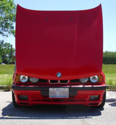 Another cpt276 1989 BMW 5 Series post... - 10221075