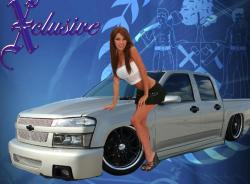 belizeanlows 2005 Chevrolet Colorado Regular Cab