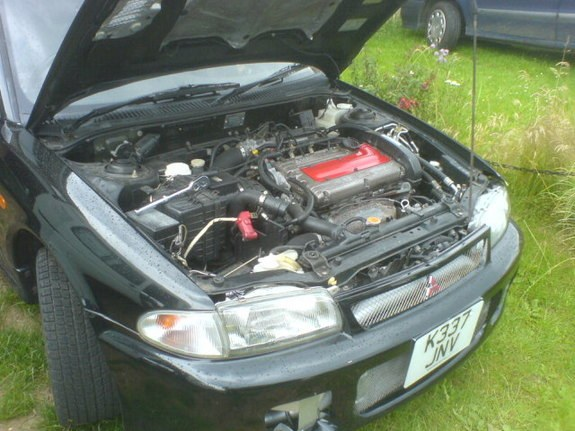 Another pipfd 1992 Mitsubishi Lancer post... - 10222264
