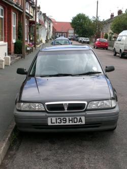 The_Finch_187 1994 Rover 214