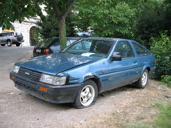 Another ri004ag 1984 Toyota Corolla post... - 10222730
