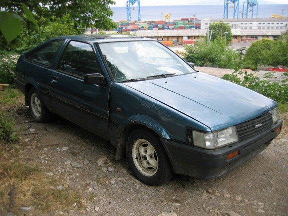 Another ri004ag 1984 Toyota Corolla post... - 10222731
