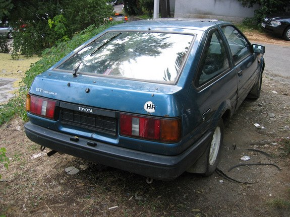 Another ri004ag 1984 Toyota Corolla post... - 10222732