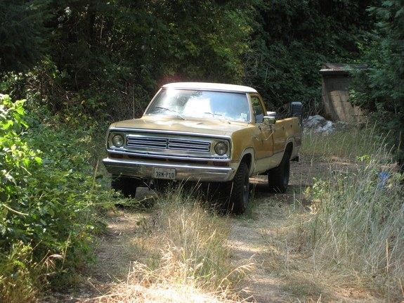 procrastinate73 1972 Dodge Power Wagon 10223066