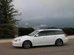 praedets 2005 Subaru Legacy