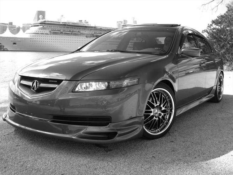 toytl05 2005 acura tl specs photos modification info at. Black Bedroom Furniture Sets. Home Design Ideas