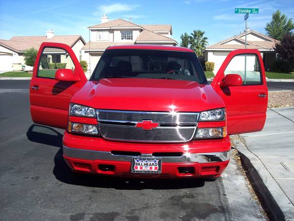 Another red54 2007 Chevrolet Silverado 1500 Regular Cab post... - 10237823