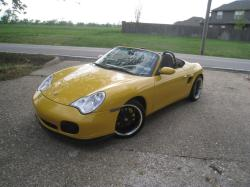 speed986 2001 Porsche Boxster