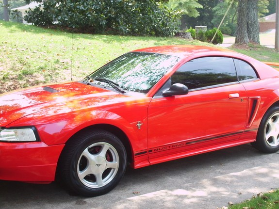 cliff brd 39 s 2001 ford mustang in unknown ga. Black Bedroom Furniture Sets. Home Design Ideas