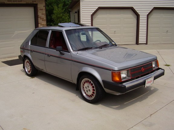 Another Wauseon-1_ 1988 Dodge Omni America post... - 10226978