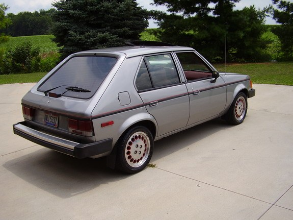 Another Wauseon-1_ 1988 Dodge Omni America post... - 10226979