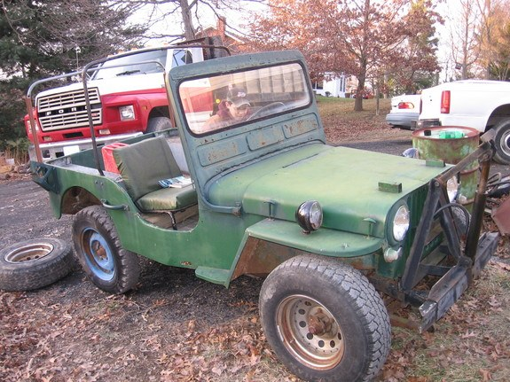 Another Willyscrazy77 1948 Willys CJ2A post... - 9726422