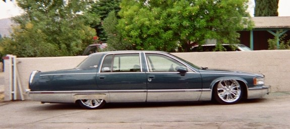TRAFFIC-LAC 1994 Cadillac Fleetwood Specs, Photos, Modification Info