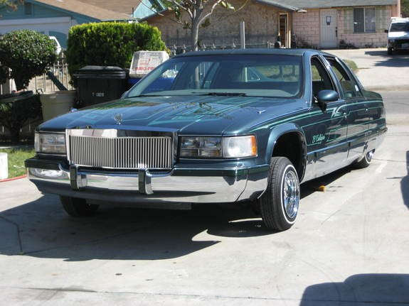 traffic lac 1994 cadillac fleetwood specs photos modification info. Cars Review. Best American Auto & Cars Review