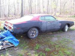 Dirtyjerz420 1974 Dodge Charger