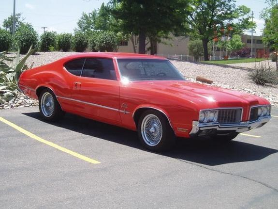 chemic10010 1970 Oldsmobile Cutlass Supreme Specs Photos