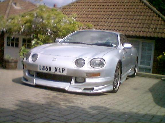 Another Lukethecypriot 1996 Toyota Celica post... - 10242784