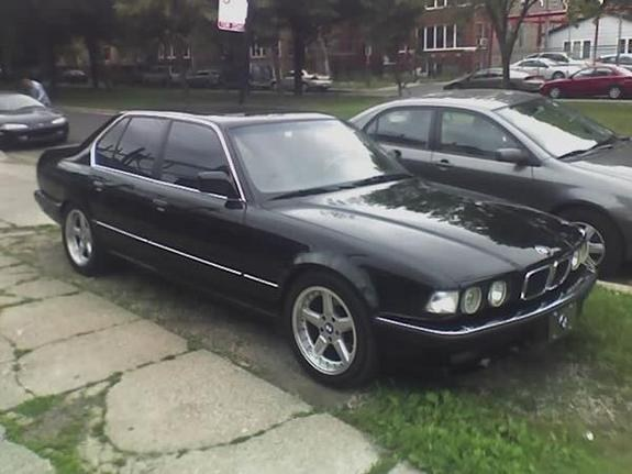 Johns_93Bimmer 1993 BMW 7 Series 10240415