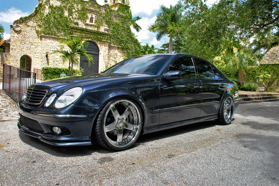 Another BigLipBandit 2003 Mercedes-Benz E-Class post... - 10229390