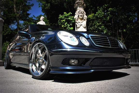 Another BigLipBandit 2003 Mercedes-Benz E-Class post... - 10229391