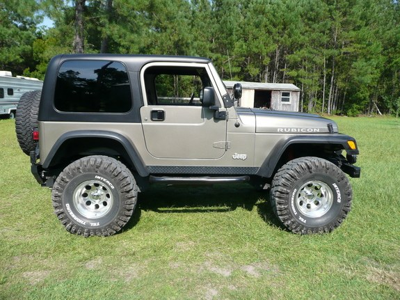 highrider4314 2004 jeep rubicon specs photos modification info at cardomain. Black Bedroom Furniture Sets. Home Design Ideas