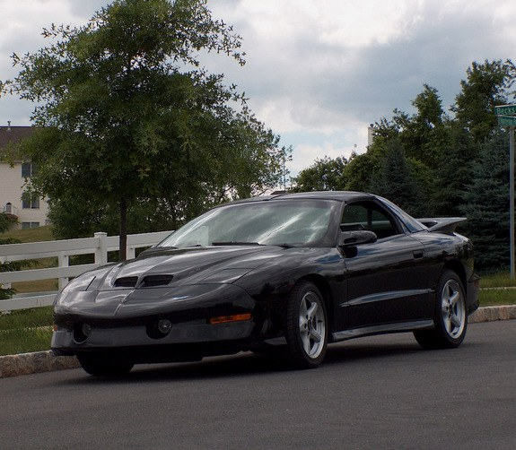 ThoR294-WS6 1996 Pontiac Trans Am Specs, Photos
