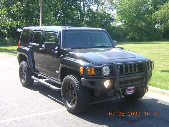 rpas77 2007 hummer h3 specs photos modification info at cardomain. Black Bedroom Furniture Sets. Home Design Ideas