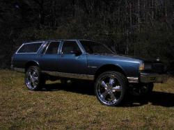RAZORxSHARPs 1990 Chevrolet Caprice