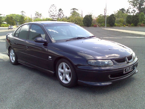 VTL67 1998 Holden Commodore Specs, Photos, Modification Info at