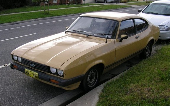 Another whooligan 1978 Ford Capri post... - 9187184