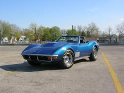 JeepinZJ 1970 Chevrolet Corvette