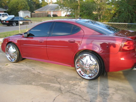 Another ItsCharged 2004 Pontiac Grand Prix post... - 9545227