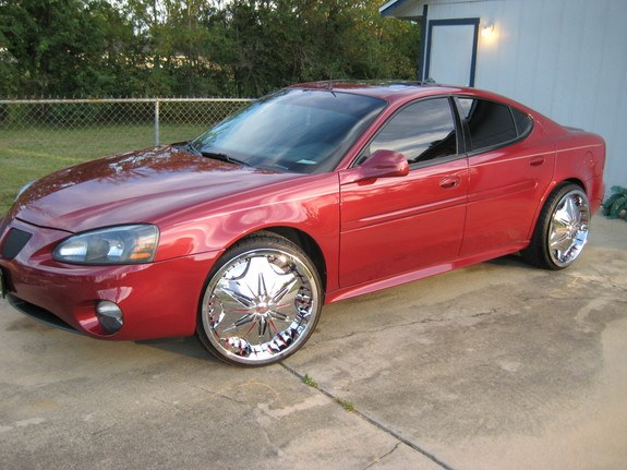 Another ItsCharged 2004 Pontiac Grand Prix post... - 9545228