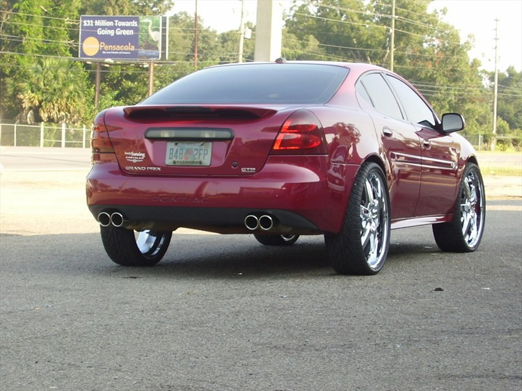 Another ItsCharged 2004 Pontiac Grand Prix post... - 9545237
