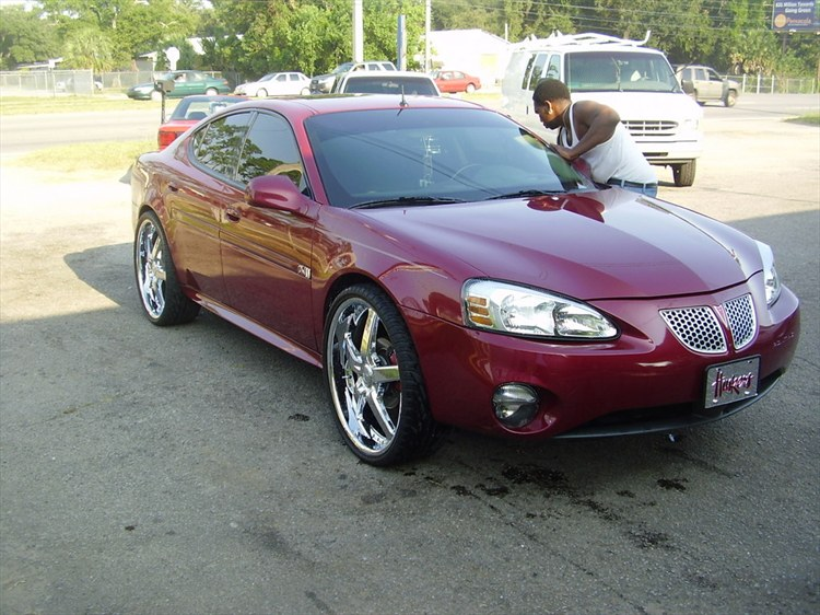 Another ItsCharged 2004 Pontiac Grand Prix post... - 9545238