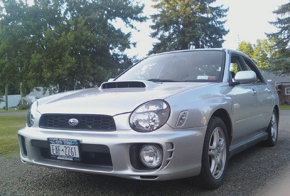 Another soybugs 2003 Subaru Impreza post... - 10323046