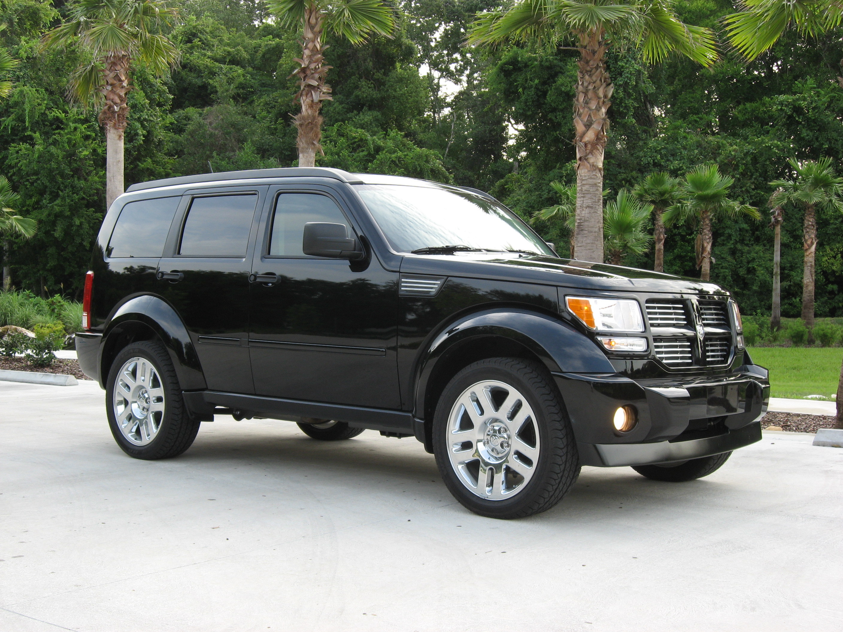 Docnitro 2007 Dodge Nitro Specs Photos Modification Info At Cardomain
