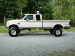 DieselDan2s 1996 Ford F150 Regular Cab