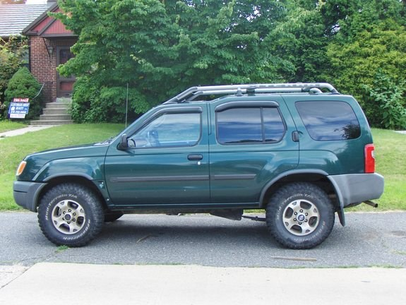 joemcandrew 2000 Nissan Xterra Specs s Modification
