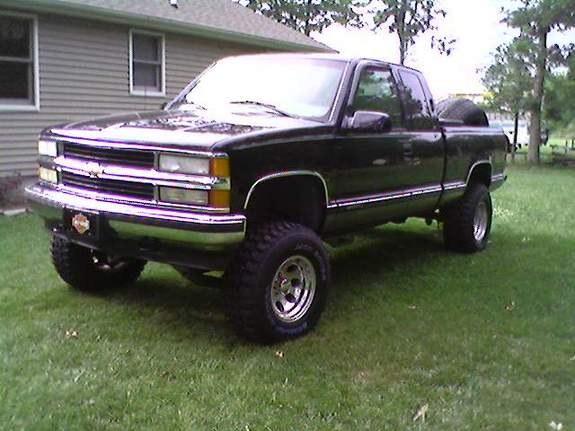 Another CoreyWilliamson 1997 Chevrolet C/K Pick-Up post... - 10233581