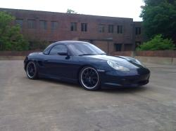 Keds4us 1998 Porsche Boxster