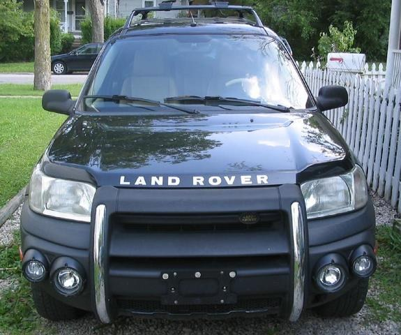 EyesGalaxie 2002 Land Rover Freelander Specs, Photos